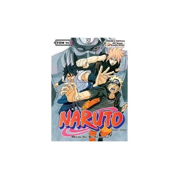 NARUTO tom 71