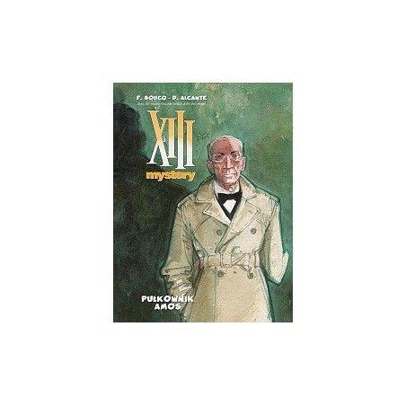 XIII MYSTERY tom 4 Pułkownik Amos