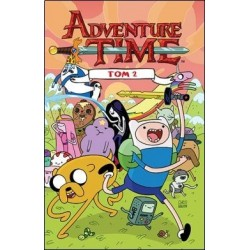 ADVENTURE TIME tom 2