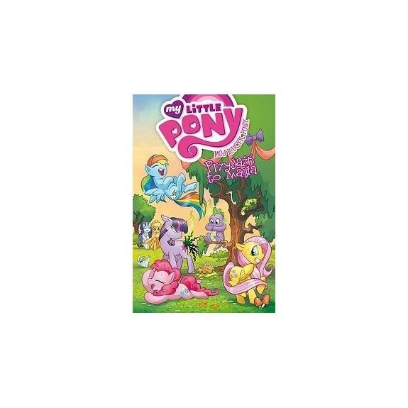 MY LITTLE PONY (Mój Kucyk Pony) tom 1