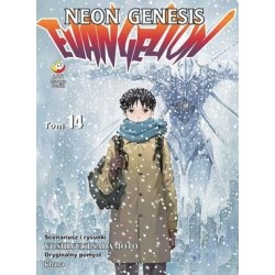 NEON GENESIS EVANGELION tom 14