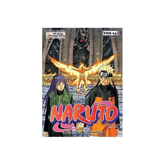 NARUTO tom 64