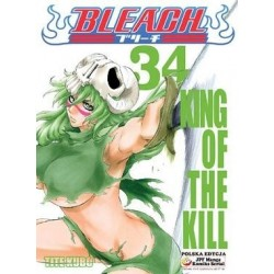 BLEACH tom 34