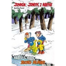 JONKA, JONEK I KLEKS tom 7...