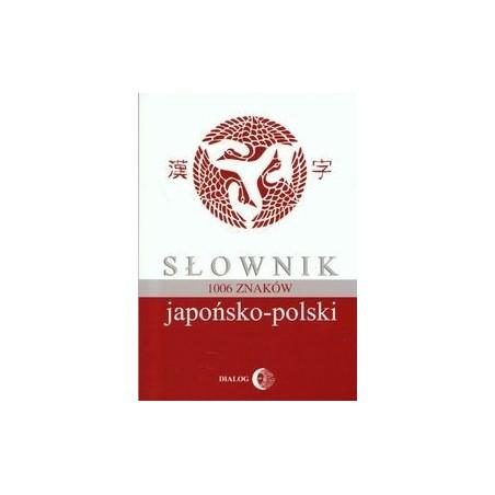 SŁOWNIK JAPOŃSKO-POLSKI 1006 ZNAKÓW