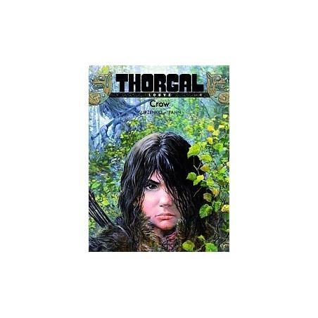 THORGAL LOUVE tom 4 Crow (oprawa twarda)