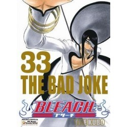 BLEACH tom 33