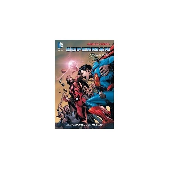 SUPERMAN tom 2 Kuloodporny
