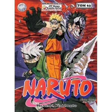 NARUTO tom 63