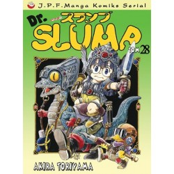 DR. SLUMP tom 28