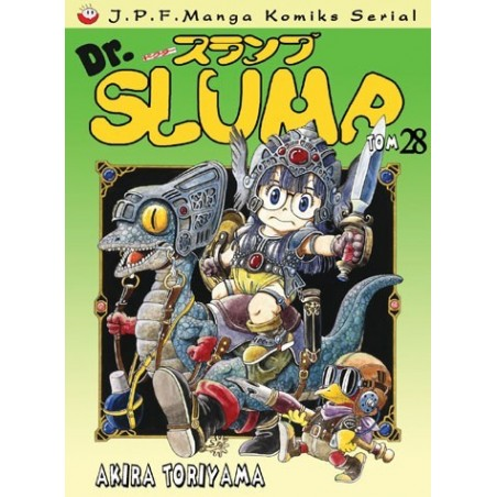 DR. SLUMP tom 28