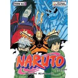 NARUTO tom 62