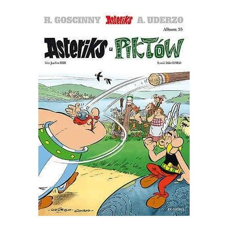 ASTERIKS tom 35 Asteriks u Piktów