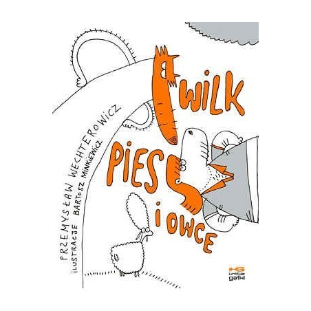 WILK, PIES I OWCE
