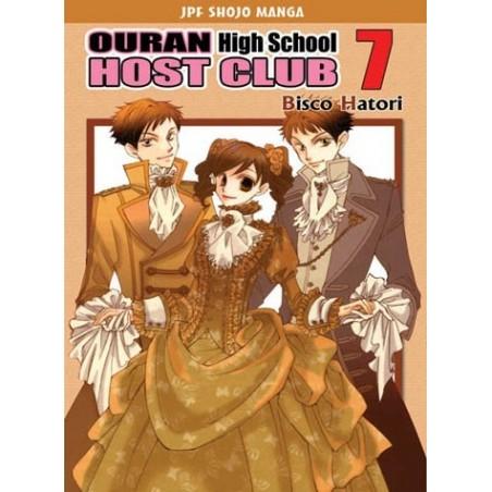 OURAN HIGH SCHOOL HOST CLUB tom 7