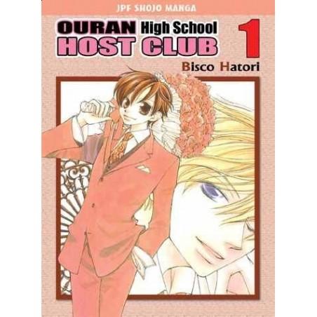 OURAN HIGH SCHOOL HOST CLUB tom 1