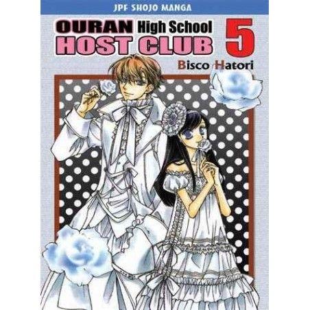 OURAN HIGH SCHOOL HOST CLUB tom 5