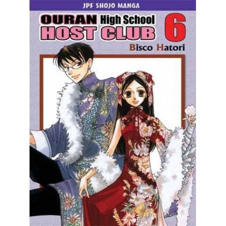 OURAN HIGH SCHOOL HOST CLUB tom 6