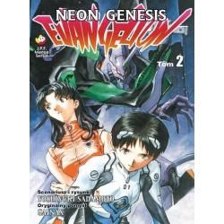 NEON GENESIS EVANGELION tom 2