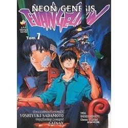 NEON GENESIS EVANGELION tom 7