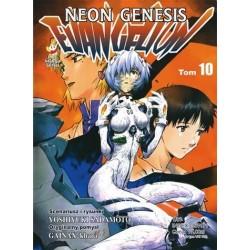 NEON GENESIS EVANGELION tom 10