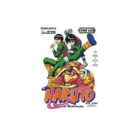 NARUTO tom 10