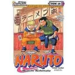 NARUTO tom 16