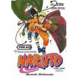 NARUTO tom 20