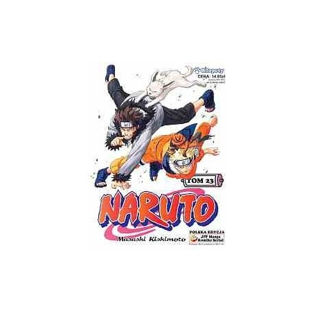 NARUTO tom 23