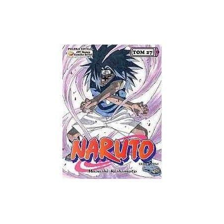 NARUTO tom 27