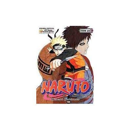 NARUTO tom 29