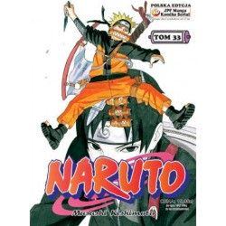 NARUTO tom 33
