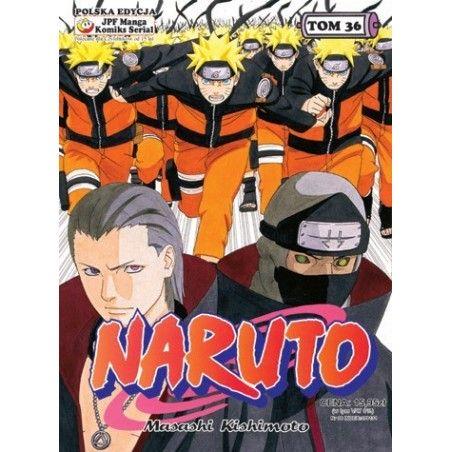 NARUTO tom 36
