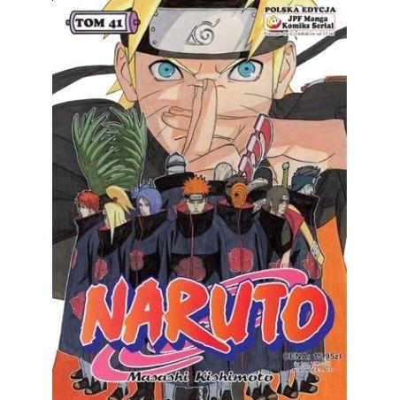 NARUTO tom 41