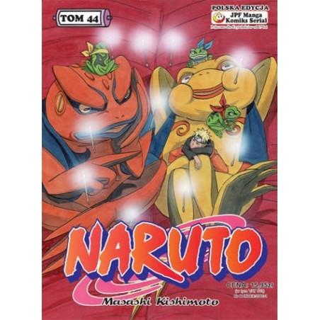 NARUTO tom 44