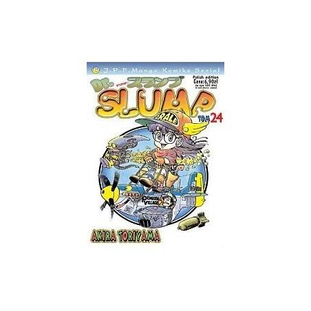 DR. SLUMP tom 24