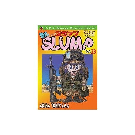 DR. SLUMP tom 23