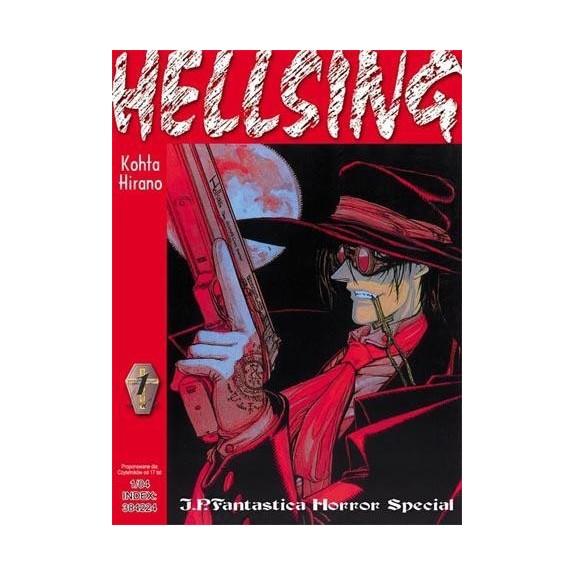 HELLSING tom 1