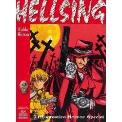 HELLSING tom 2
