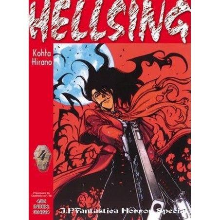 HELLSING tom 4