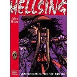 HELLSING tom 6