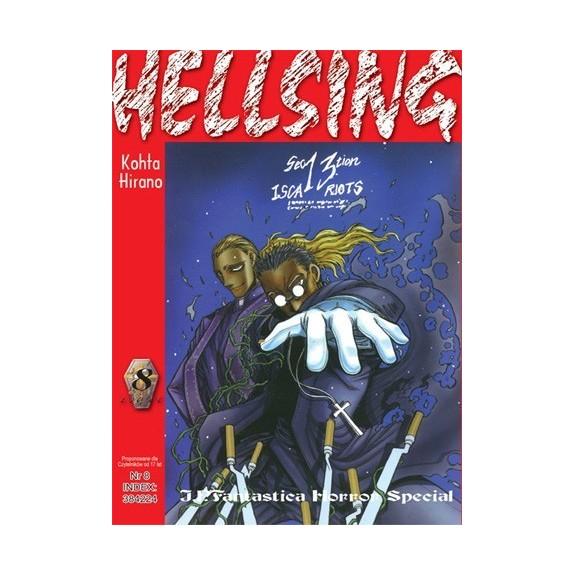 HELLSING tom 8