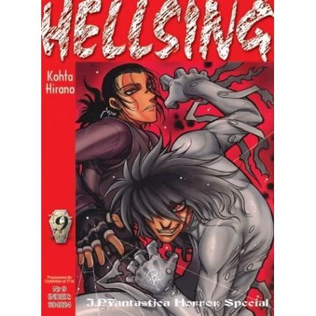 HELLSING tom 9