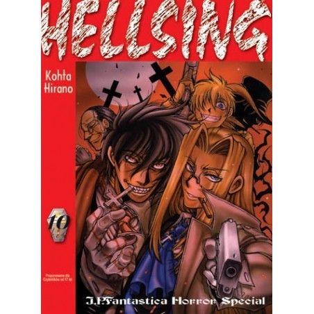 HELLSING tom 10