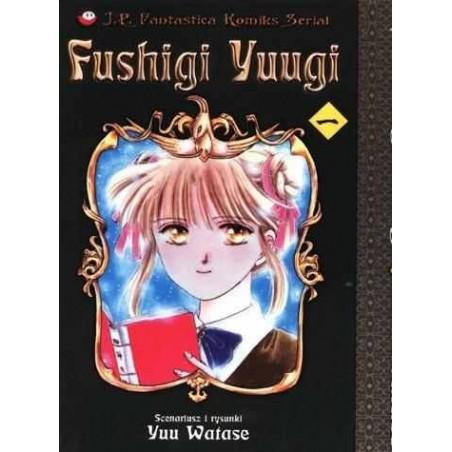 FUSHIGI YUUGI tom 1