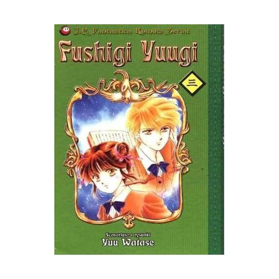 FUSHIGI YUUGI tom 3