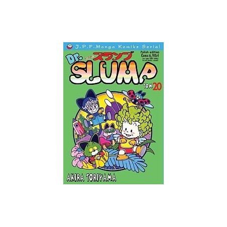 DR. SLUMP tom 20
