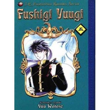 FUSHIGI YUUGI tom 5