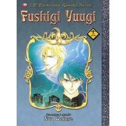 FUSHIGI YUUGI tom 12