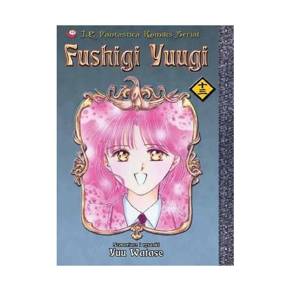 FUSHIGI YUUGI tom 13